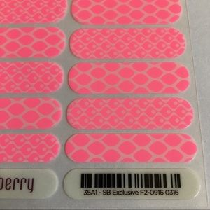 Jamberry Nail Wraps Style Box Exclusive Full Sheet